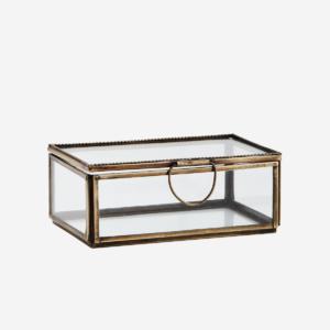 boite-verre-metal-antique