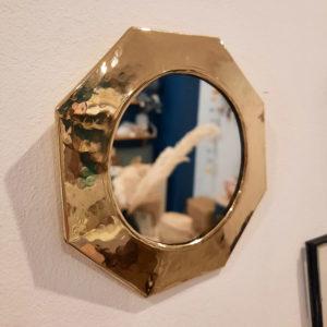 miroir-octogone-martelé