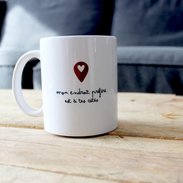 mon-endroit-préféré-mug