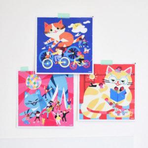 3-puzzles-educatifs-avec-stickers-droles-de-chats