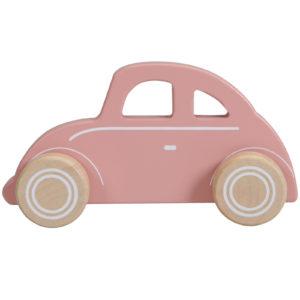 voiture-rose