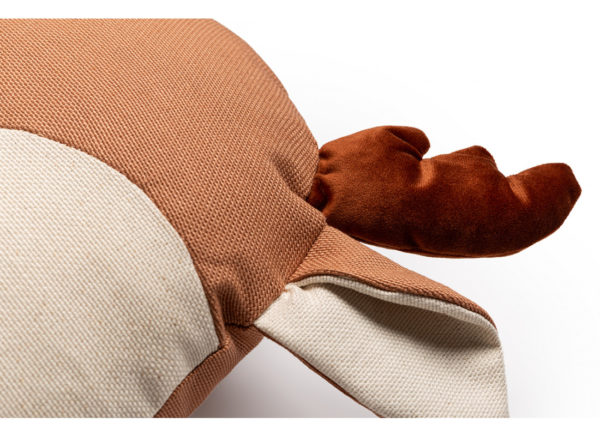 coussin-renne